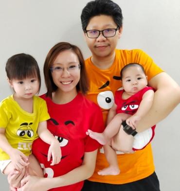 Lim Family Joimove Singapore