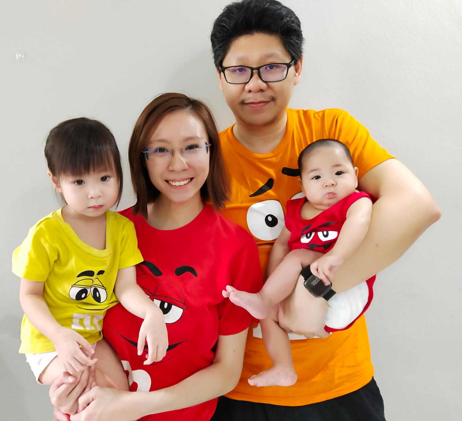 Lim Family Joimove Singapore